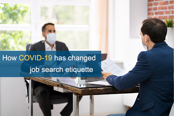 Job Search During COVID-19